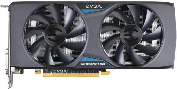 EVGA GeForce GTX 970 ACX (04G-P4-0972)