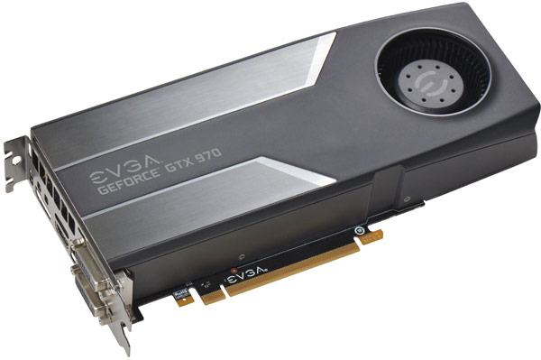 EVGA GeForce GTX 970 Superclocked (04G-P4-1972)