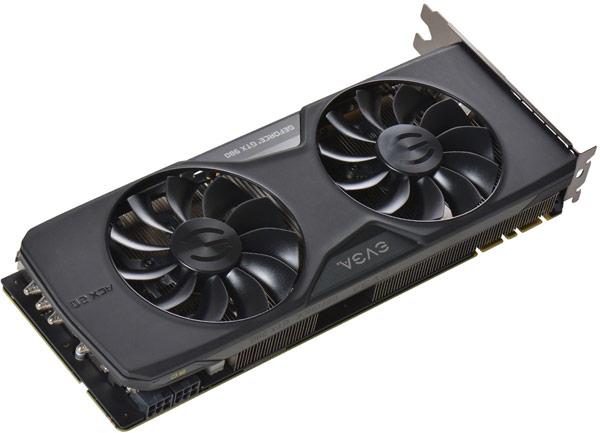 EVGA GeForce GTX 980 Superclocked ACX 2.0 (04G-P4-2983)