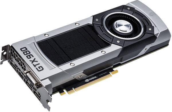 EVGA GeForce GTX 980 Superclocked (04G-P4-2982)