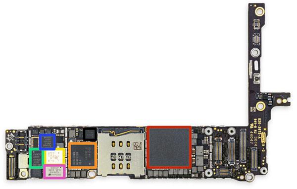 Положительной оценки заслужил простой доступ к экрану и батарее Apple iPhone 6 Plus