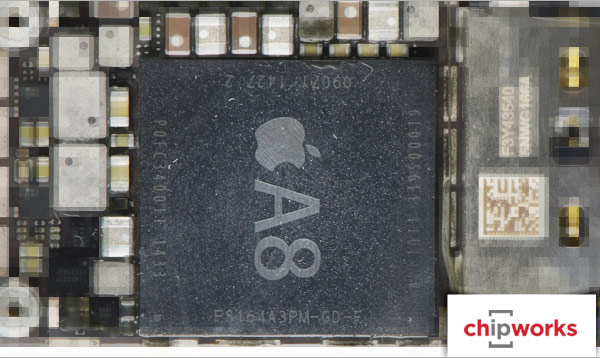 Однокристальная система Apple A8