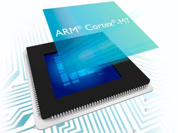Предполагается, что ARM Cortex-M7 найдет применение в промышленной электронике и решениях для умного дома