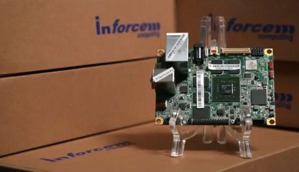Цена одноплатного компьютера Inforce Computing IFC6410 — $75