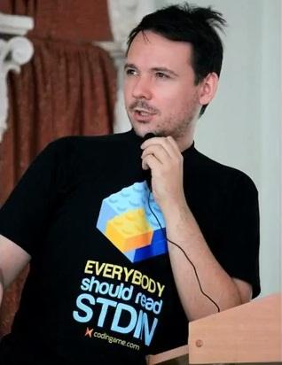 CodinGame: Как я остался без футболки