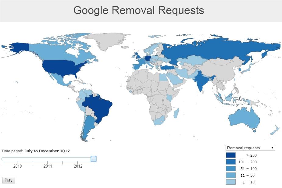 Глобальное проникновение интернета, где больше всего используют Тор и почему Россия такая бедная: несколько любопытных инфографик о мировой сети