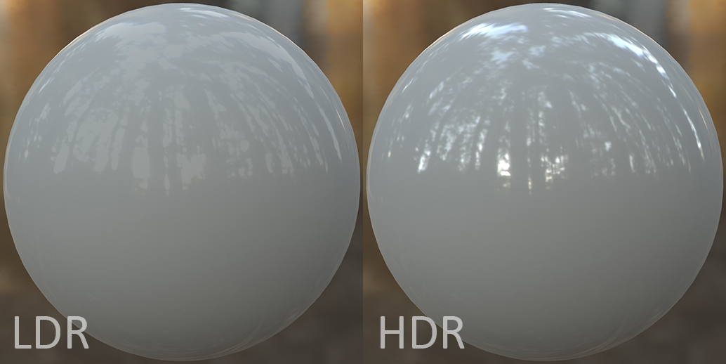 HDR vs LDR, реализация HDR Rendering