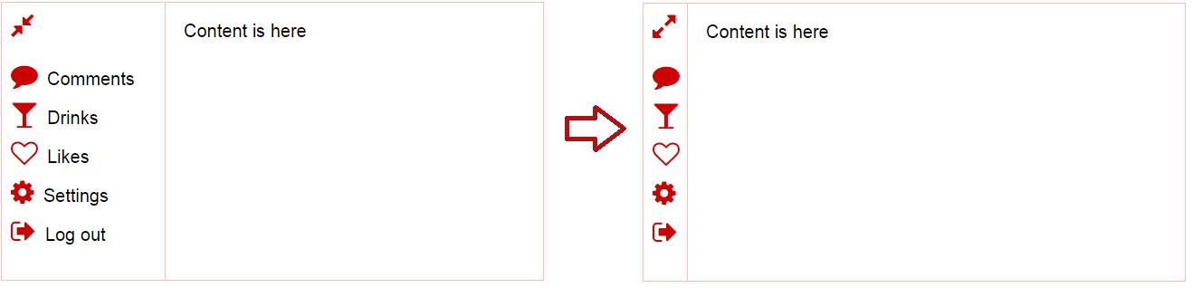 Анимирование Flexbox с помощью CSS Transition