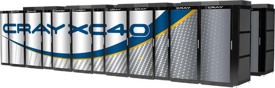 Компания Cray представила суперкомпьютеры и суперкомпьютерные кластеры нового поколения