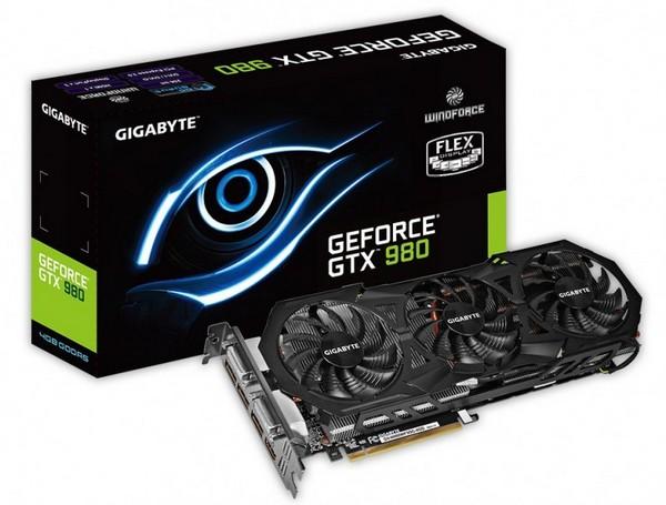 GeForce GTX 980 Gigabyte