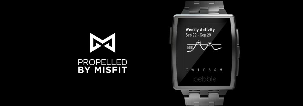 Новинки носимой электроники: Basis Peak, Misfit Flash и обновление Pebble