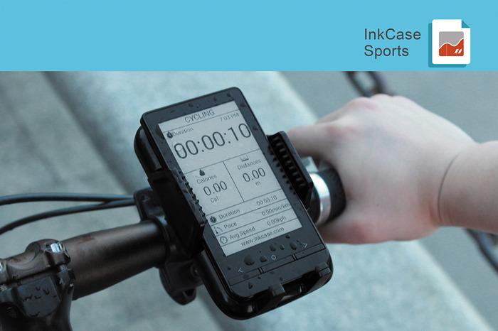 InkCase Plus, чехол для смартфона с E ink дисплеем, поступает в продажу в этом месяце