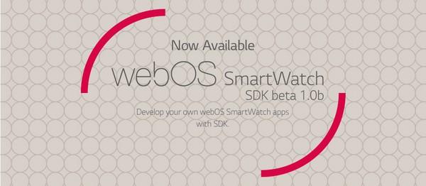 LG часы WebOS