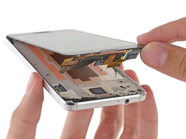 Samsung Galaxy Alpha iFixit