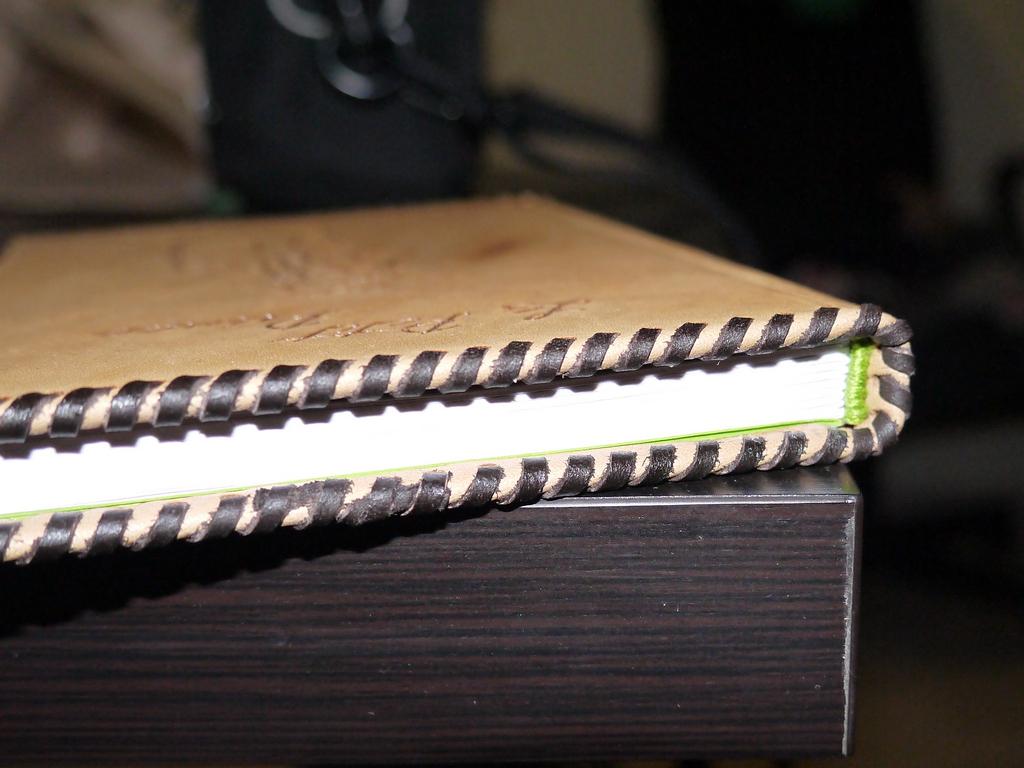 Лучший подарок – книга. Делаем красивый переплет