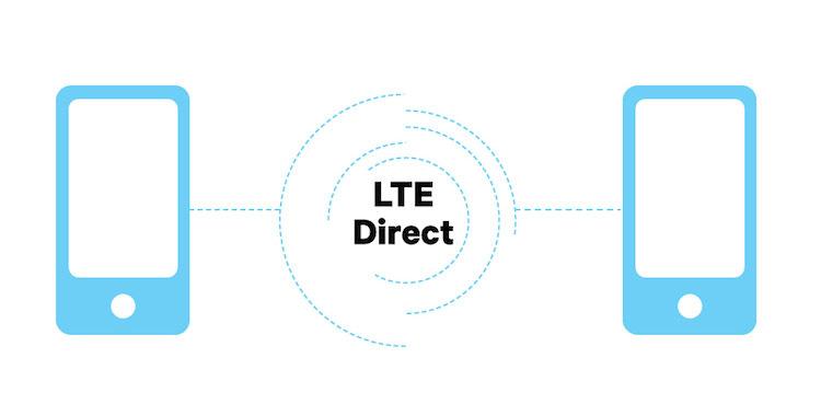 LTE Direct: связь без базовых станций
