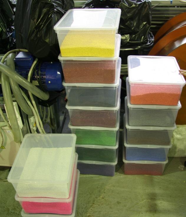 Как производят PLA для 3d принтеров. Репортаж из цеха