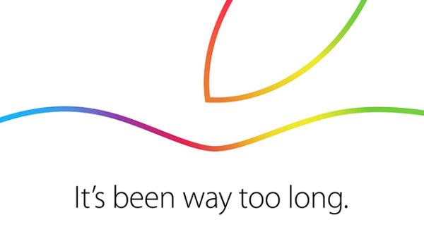 Apple начала рассылать приглашения на новое мероприятие, которое запланировано на 16 октября