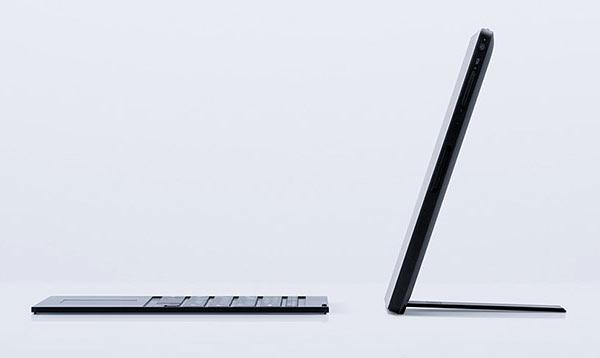 Гибридный компьютер VAIO оснащен дисплеем размером 12,3 дюйма и стоит $1800