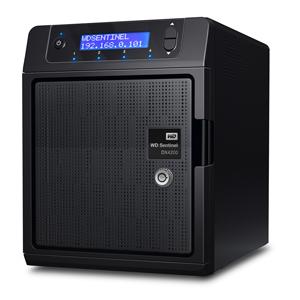WD Sentinel DX4200
