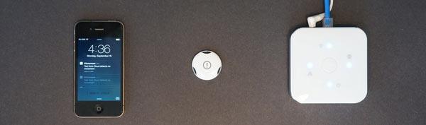 Миниатюрные датчики CoinGuard уведомят о подозрительной активности