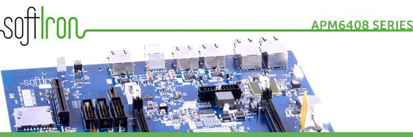 Начались поставки серверных плат SoftIron APM6408.2