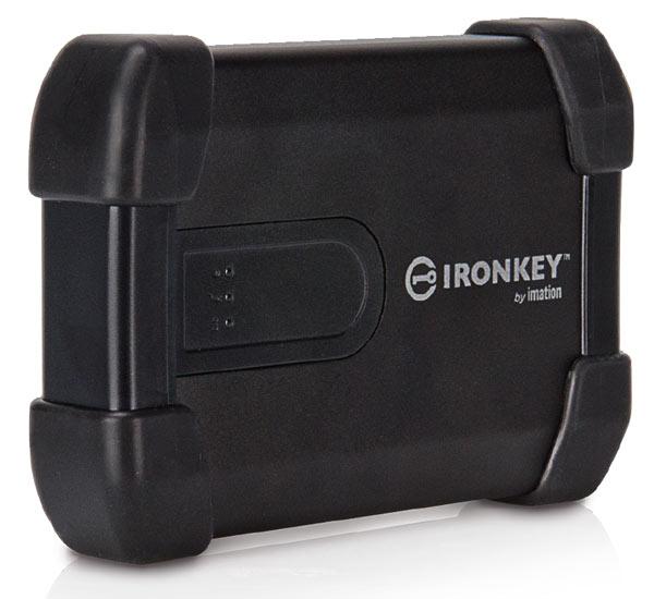 Доступно две модификации IronKey Enterprise H300 — объемом 500 ГБ и 1 ТБ