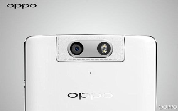 Первое официальное изображение смартфона Oppo N3