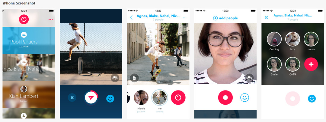 Microsoft запустил сервис Skype Qik, долю в котором выкупил три года назад у Almaz Capital Partners за ~30 млн долларов