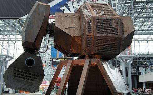 MegaBot Mark I – первый боевой робот скоро станет реальностью