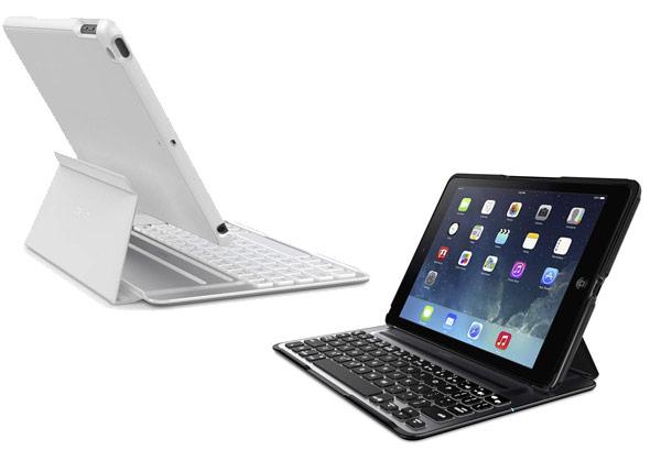 Клавиатура Belkin QODE Ultimate Pro оснащена подсветкой