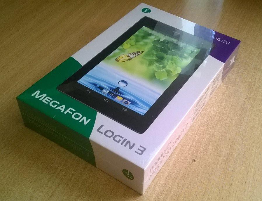 Прогресс сверхбюджетных планшетов за год: сравнение Megafon Login 3 и Megafon Login 2