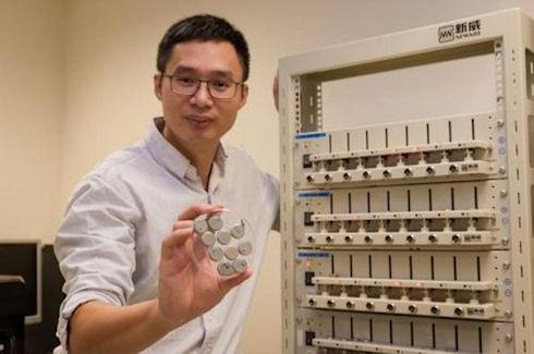 В Сингапуре продемонстрировали «сверхскоростной» аккумулятор