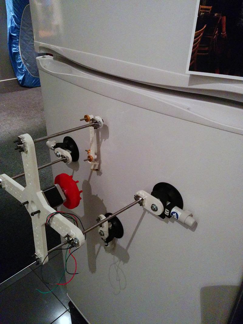 Автоматический перебор комбинаций в механических сейфовых замках