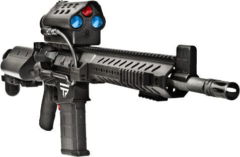 Очки ShotGlass предназначены для охотников и стрелков