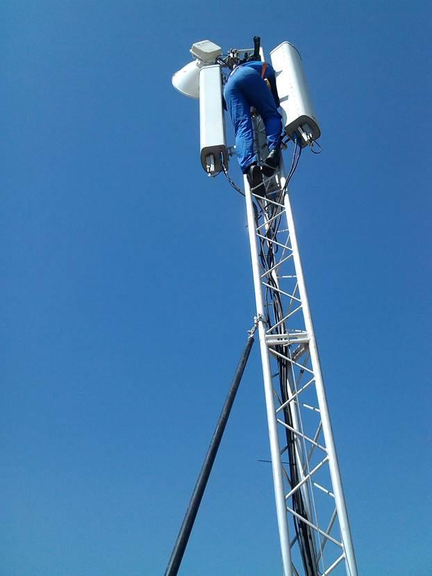 BeeCamp: о мобильной базовой станции, питании и инфраструктуре
