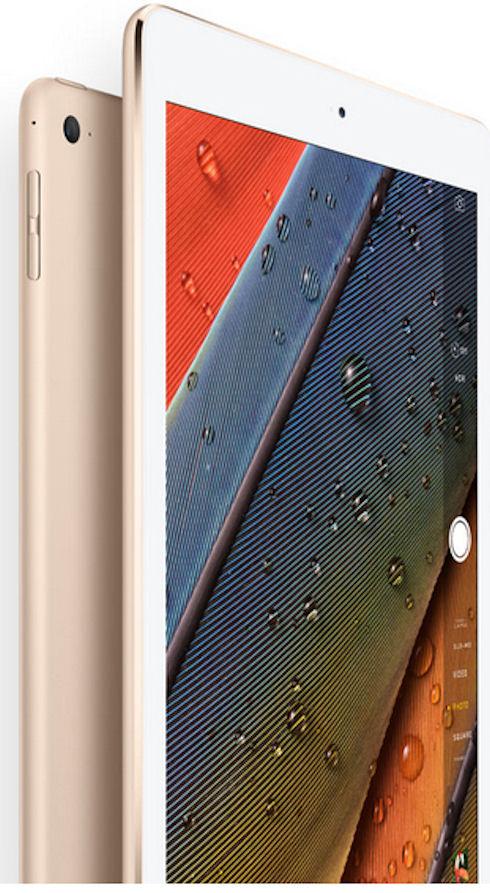 Apple представила iPad Air 2 и iPad mini 3 – новые, быстрые, экономичные