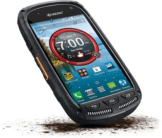 Смартфон Kyocera TorqueXT уже доступен в США по каналам оператора Sprint