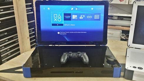PlayBook 4 – игровой ноутбук на основе PlayStation 4