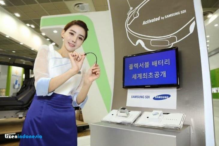 Батарейки гну: Samsung разработал гибкую батарейку для умных часов
