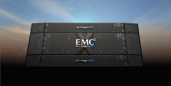 Флеш массив EMC XtremIO: коротко о главном