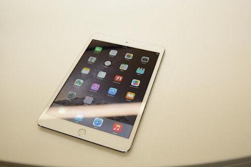 Кое что об отличиях iPad mini 2 от iPad Mini 3