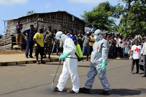 Бороться с вирусом Эбола будут роботы