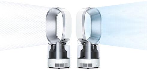 Оригинальная новинка от Dyson   увлажнитель воздуха со встроенным ультрафиолетовым излучателем