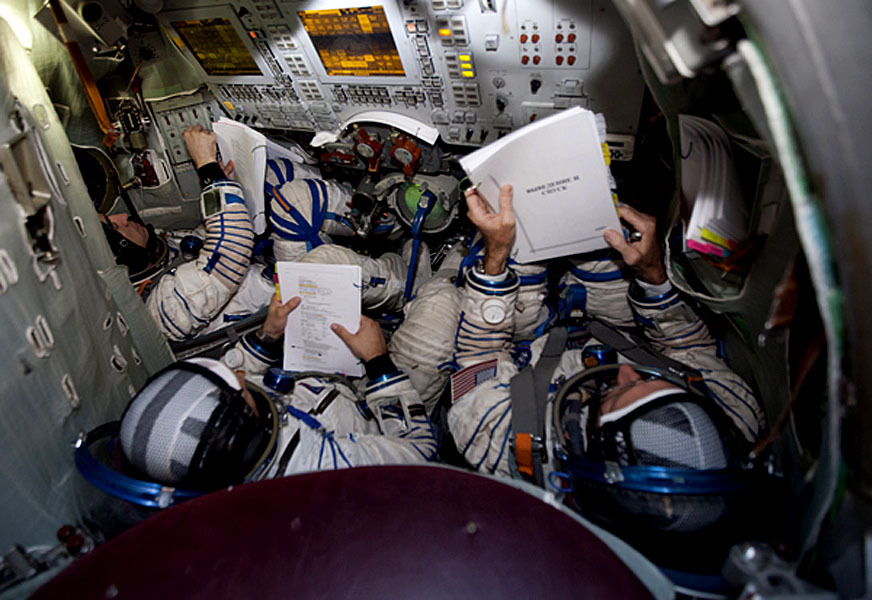 Средства и методы профессиональной подготовки космонавтов