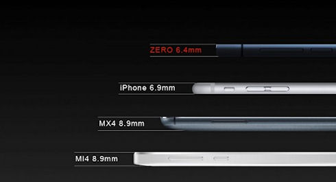 У iPhone 6 и Galaxy Note 4 появится конкурент в лице Zero