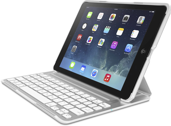 Ассортимент Belkin пополнили клавиатуры и чехлы для планшетов Apple iPad Air 2 и Apple iPad mini 3