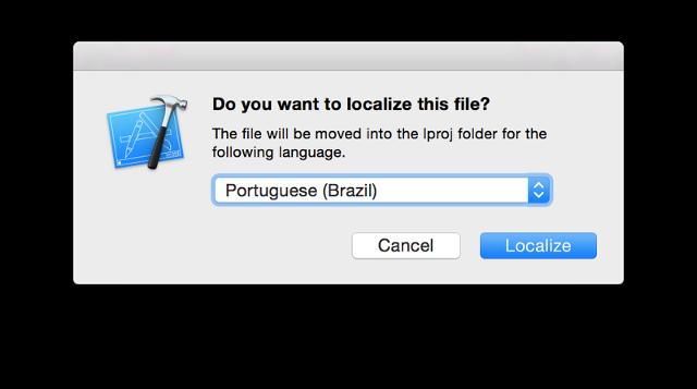 Локализация приложений под OS X