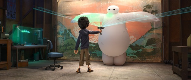 Новый мультфильм «Диснея» рендерили на 55 000 ядрах