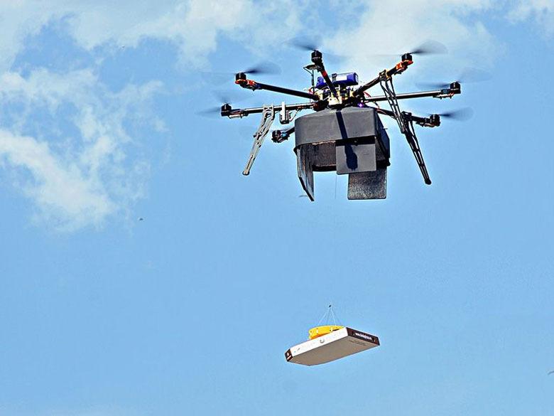 Создателя Copter Express оштрафовали за доставку пиццы дронами